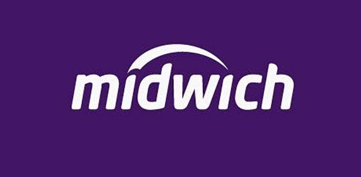 Logo del grupo Midwich