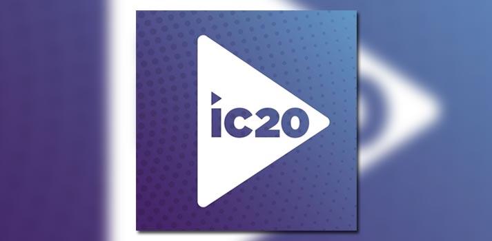 Logo de InfoComm 2020