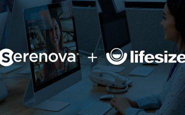 Logotipos-de-Lifesize-y-Serenova-fusion