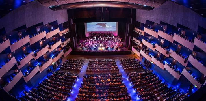 Vista general del Teatro Diana de México. Foto: Yorch Gómez