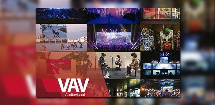 Presentación de la división audiovisual de VAV Group