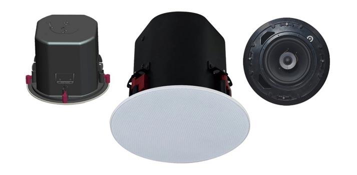 Optimus A-258MHQ: Caja acústica de techo