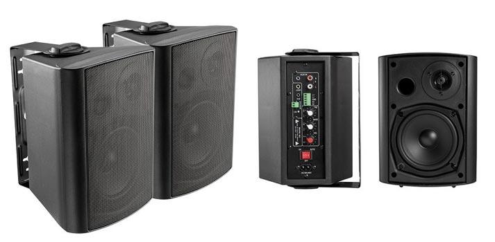 Pareja de cajas acústicas Optimus BSA-215