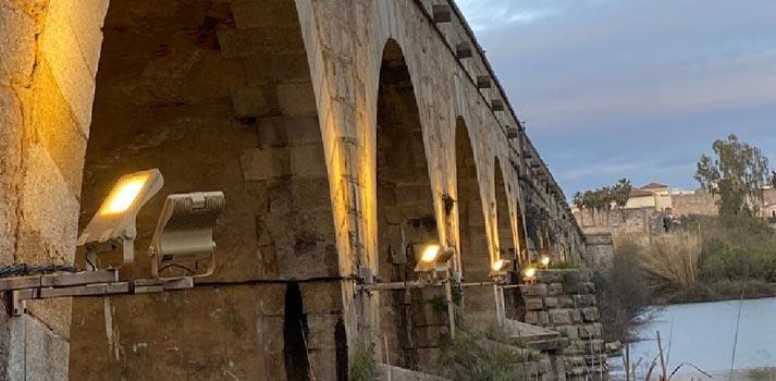 Puente Romano Mérida de Artesolar
