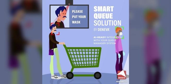 Aplicación de Deneva Safe&Tech en un entorno retail