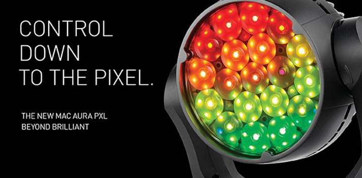 Imagen promocional del MAC Aura PXL de Martin