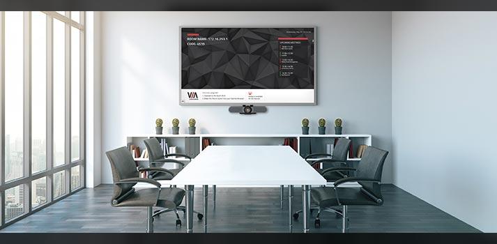 Solución corporativa Kramer KR-3000 imagen promocional