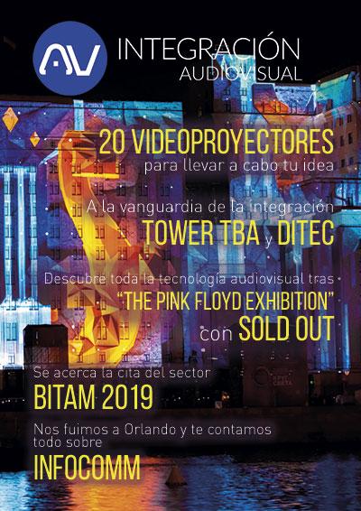 Especial Videoproyección en AV Integración Audiovisual