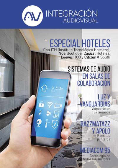 Especial hoteles y salas de colaboración