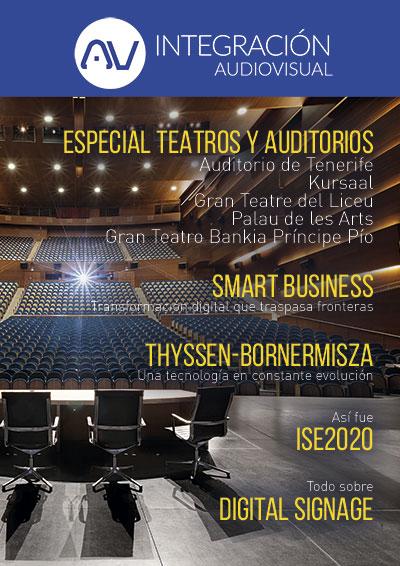 Especial teatros y auditorios