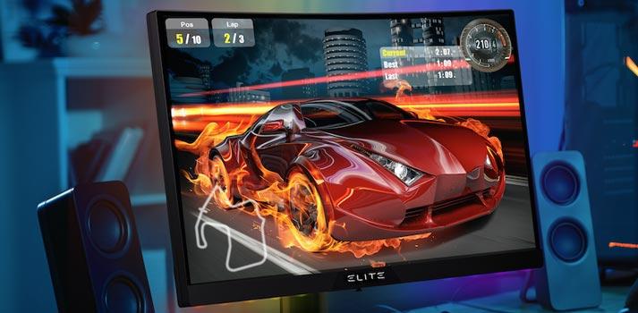 Monitor de Viewsonic XG270GC