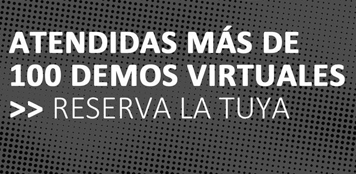 Presentación de demos virtuales de Maverick AV