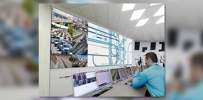 Serie VF2 de pantallas para videowall de Panasonic