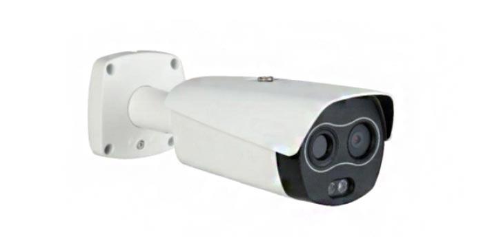 Desarrollo de Fujitsu de cámara de detección de temperatura