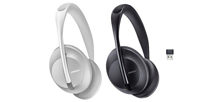 Auriculares con cancelación de ruido para entornos corporativos Bose 700 UC
