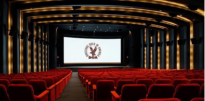 Sala del DGA Theater de Los Ángeles