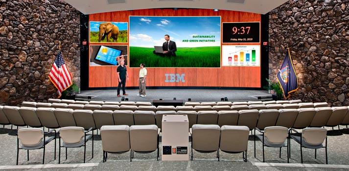 Sistema-Radiance-LED-de-Digital-Projection-centro-investigacion-IBM