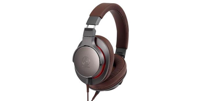 Auricular para teletrabajo ATH-MSR7b de Audio Technica