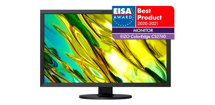 Monitor-IZO-ColorEdge-CS2740-reconocido-por-EISA