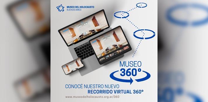 Museo 360 del Holocausto - Imagen promocional
