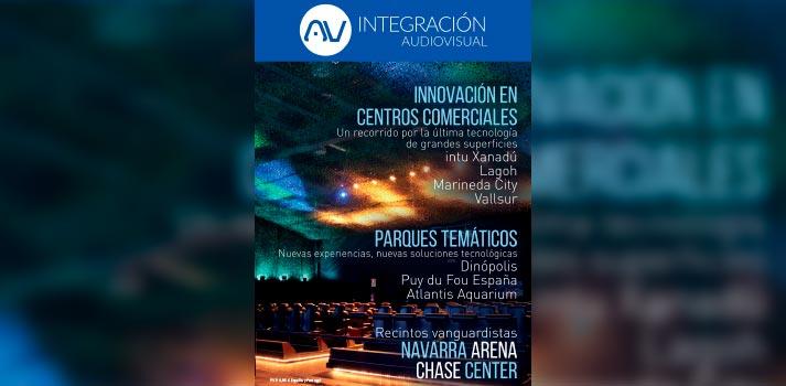 Portada de la revista AV Integración 6