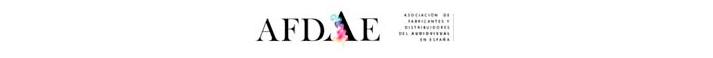 Logo AFDAE - Patrocinador Premios AV Integración