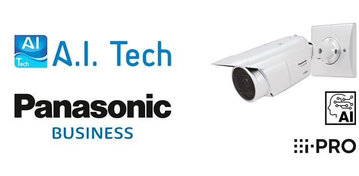 Cámaras de Panasonic Business i-PROx