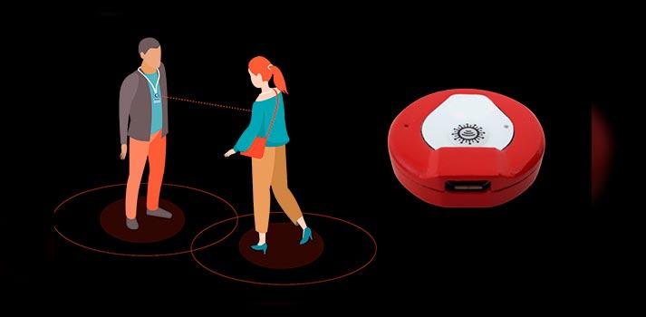 Corona Tag, solución de Kramer que registra las interacciones en un entorno de trabajo