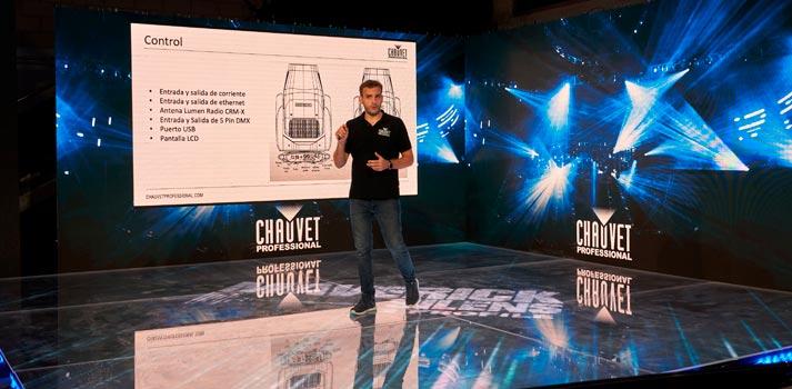 Maverick Silens 2 Profile - Presentación en Madrid por Acson