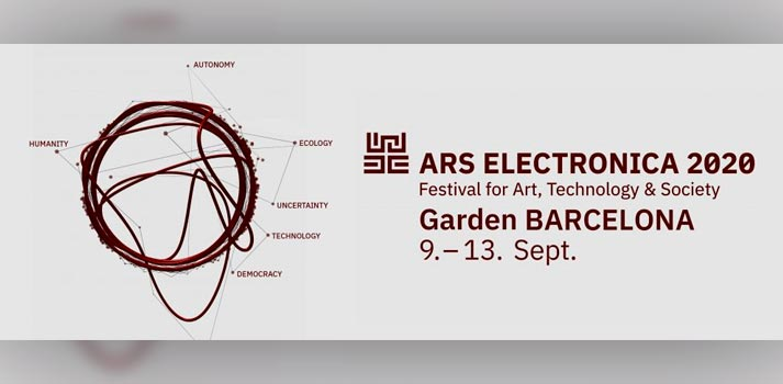 Festival ARS Electronica 2020 de Barcelona