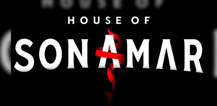 Logotipo de The House of Son Amar