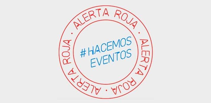 Logotipo del movimiento #AlertaRoja