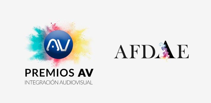 AFDAE, nuevo patrocinador de los Premios AV Integración