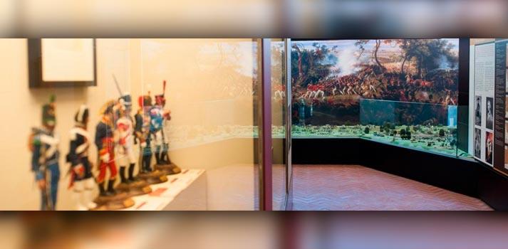 Instalaciones pertenecientes al Museo de Chiclana