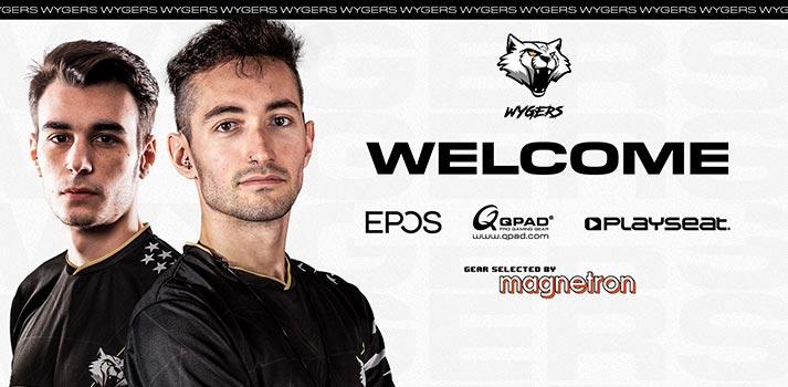 Acuerdo de patrocinio de Magnetron - Club de esports Wygers - Con marcas representadas