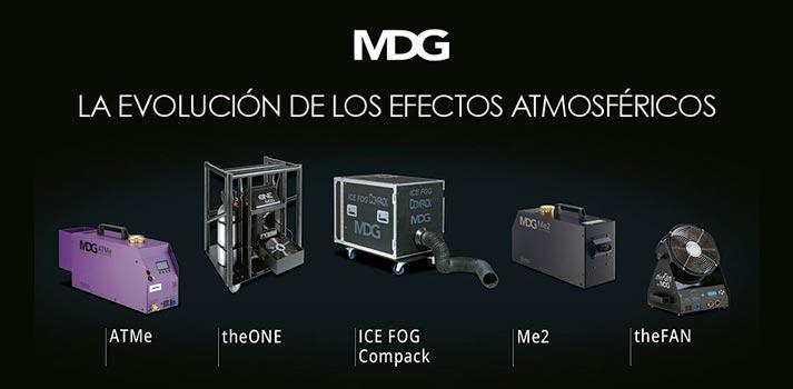 Productos de MDG distribuidos por EES
