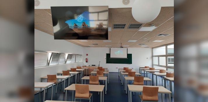 Tecnología educacional híbrida para la Universidad de Castilla la Mancha