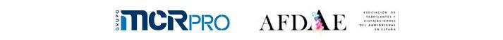 Logotipos Patrocinadores Premios AV Integración