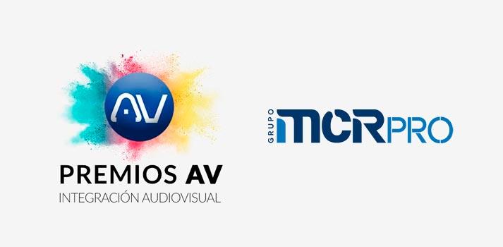 MCR Pro, nuevo patrocinador de los Premios AV Integración