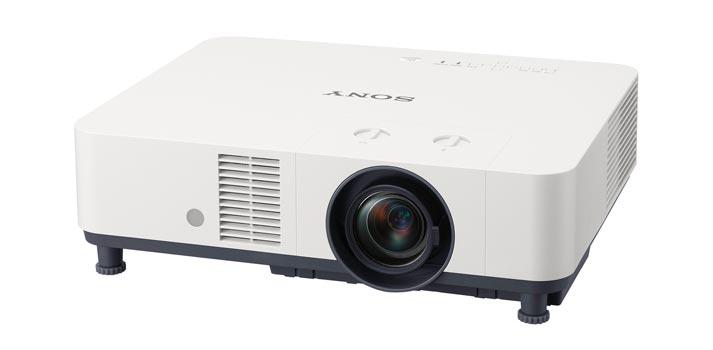 Cuerpo del nuevo proyector VPL-PHZ60 de Sony