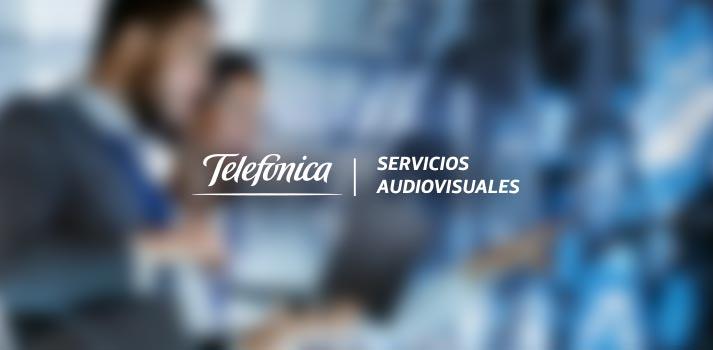 Imagen genérica de Telefónica Servicios Audiovisuales