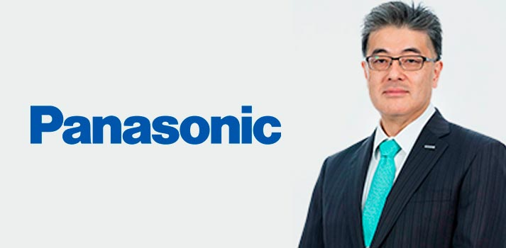 Yuki Kusumi, CEO de Panasonic a partir de Abril de 2021
