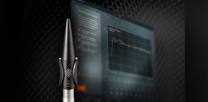 Sistema de calibración de monitores MA1 de Neumann y Fraunhofer IIS, MA 1