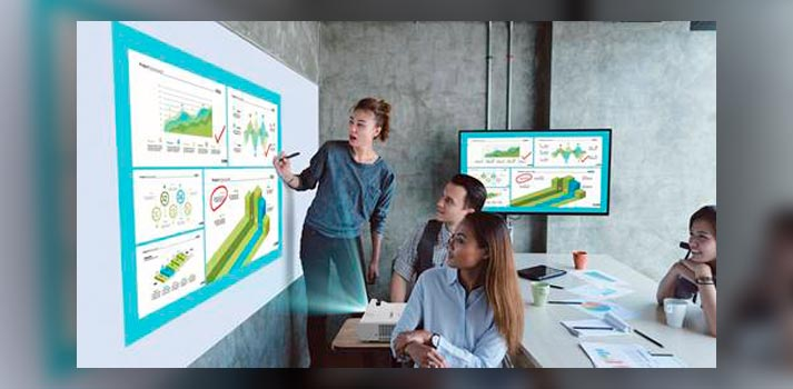 Entorno trabajo colaborativo - Panasonic Business
