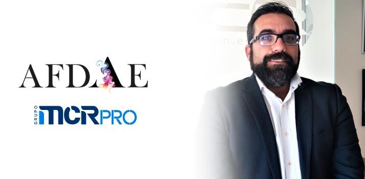 Presentación de MCR Pro en AFDAE - Enrique Hernández - Sales Director B2B