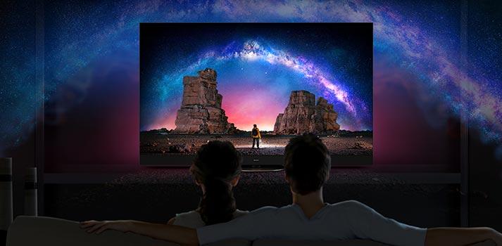 Televisor JZ2000 de Panasonic, apuesta OLED de la marca para 2021