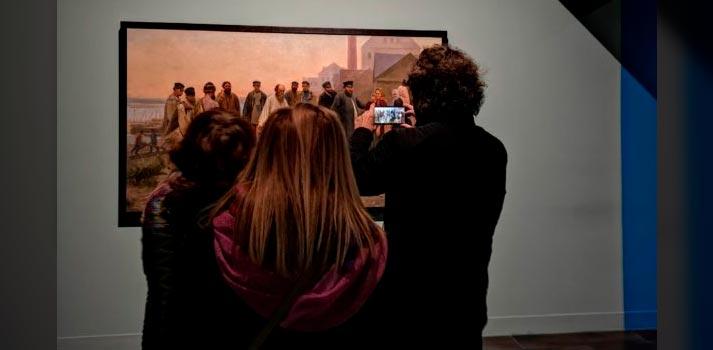 Aplicación 'Artefact' dirigida al Museo Ruso de Málaga