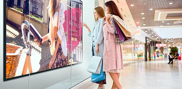 Implementación serie SQ1H de Panasonic Business en un entorno retail