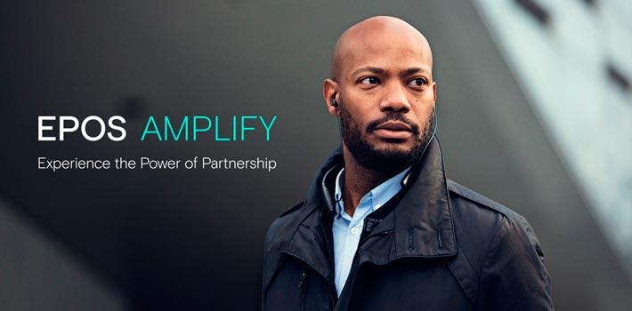 EPOS presenta su nuevo programa de socios, EPOS Amplify