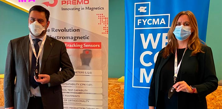 Evento de presentación de la prueba piloto de PREMO y FYCMA